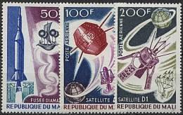 Mali, PA N° 042 à N° 044** Y Et T, 42 / 44 - Mali (1959-...)