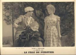 RAIMU . FERNANDEL .LA FILLE DU PUISATIER .PAGNOL - Famous People