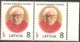 Lettonia 1995 Nuovo** - Mi. 406 Coppia - Lettonia