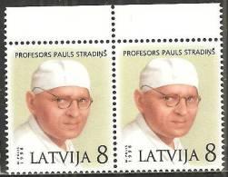 Lettonia 1996 Nuovo** - Mi. 420 Coppia - Lettonia