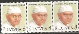 Lettonia 1996 Nuovo** - Mi. 420 3x - Lettonia
