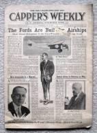 Capper's Weekly - A Journal For The Rural Home - May 23, 1925 [#A0411] - News/ Current Affairs