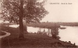 CHARETTE    (ca Pierre Bresse) Bords Du Doubs - France