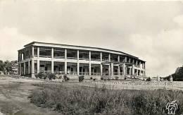 Afrique - Africa - Cameroun - Ref A523- Centre De Repos Militaire De  N Gaoundere -facade Du Centre -carte Bon Etat - - Cameroun
