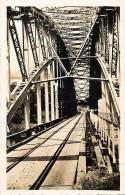 Afrique - Africa - Cameroun - Ref A518- Edea - Le Pont Metallique D Edea - Carte Bon Etat - - Cameroun