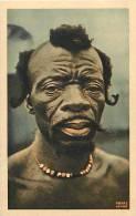 Afrique - Africa - Cameroun - Ref A517- Ethnologie - Homme De La Foret - Carte Bon Etat - - Cameroun