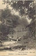 Afrique - Africa - Cameroun - Ref A516- Douala - La Crique Du Docteur  - Carte Bon Etat - - Cameroun