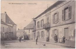 Henrichemont (Cher) L'Hôtel De Ville - Henrichemont