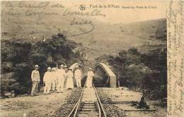 Afrique - Africa - Congo - Ref A485- Pont De La N Pozo -aspect Des Monts De Cristal - Edit Nels  -carte Bon Etat - - Congo Belge - Autres
