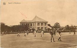 Afrique - Africa - Congo - Ref A484- Port A Kinshasa - Theme Sports - Edit Nels  - - Kinshasa - Léopoldville