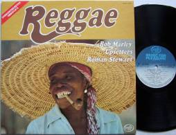 Bob MARLEY UPSETTERS Roman STEWART LP Reggae Stop The Train M /Mint Parfait état - Reggae