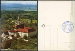 Ak Deutschland - Kloster Andechs  - Wallfahrtskirche ,church,Eglise - Kirchen U. Kathedralen