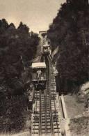 CHEMIN DE FER TERRITET-GLION - 1910 - FUNICULAIRE-ANIMEE - TB - VD Vaud