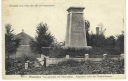 WATERLOO - Vue Générale Des Monuments - Waterloo