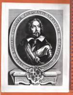MALTA - KNIGHTS OF MALTA RAPHAEL COTONER 1660 - OLD PRINT BY EMPORIUM VALLETTA MALTA - - Prints & Engravings