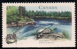 1512    Canadian River   Used - Used Stamps