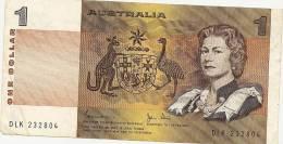 M-BANCONOTA 1 STERLINA - Australia