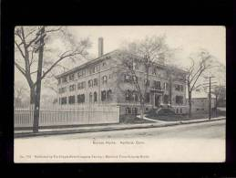 Nurses Home Hartford Conn. édit. Chapin News Compagny N° 1707précurseur - Hartford