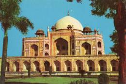 Humayon's Tomb, New Delhi, India, Built 1565, Moughal Architecture Unused - India