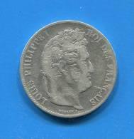 5  Fr 1838 Bb - France