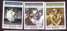 PGL - SAN MARINO SASSONE N°1265/67 ** - San Marino