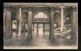 CPA 73 Aix Les Bains L' Atrium Cachet Hopital Auxiliaire Hôtel Le Grand Cercle 1915   Port Simple Offert - Aix Les Bains