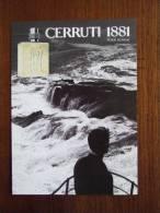 Cerruti 1881 Parfum Carte Postale Avec Patch - Perfume Cards