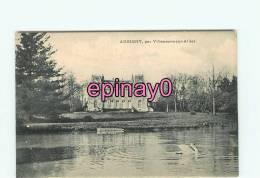 Br - 03 - AUBIGNY Par VILLENEUVE SUR ALLIER - Château - RARE VISUEL - France