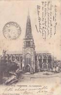 22 - Tréguier - La Cathédrale (précurseur) - Tréguier