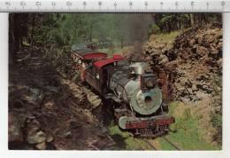 Klondike Casey, 1880 Train - Locomotive à Vapeur / Dampflokomotive / Steam Locomotive - Eisenbahnen