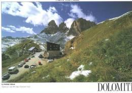 Il Passo Sella, Dolomiti, The Dolomites, Italy Unused - Hunter RD 29307 - Italy