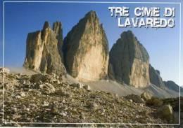 Tre Cime Di Lavaredo, Dolomiti, Italy, Unused - Ghedina DL 12.29 - Italy