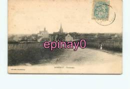 Br - 03 - DOMERAT - Vue Sur Le Village - édit. Bourdaloue - - France
