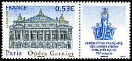 France Architecture Monuments N° 3926 ** Opéra Garnier à Paris - Monuments