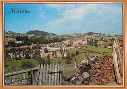 71 - Matour - Centre Ville - Voir Scans Recto-Verso - France