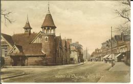 CPA  WALTON ON THAMES, High Street  7542 - Surrey