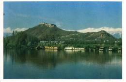 Nagin Lake, Kashmir, India -  253 Unused - India