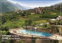 Schenna Near Meran, Italy - Tappeiner Airphoto 1611 Unused - Italy