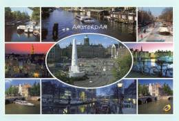 Amsterdam Multiview - Paper Mill Cards 447 Unused - Amsterdam