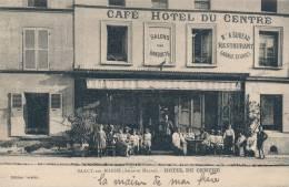 SAACY SUR MARNE - Hotel Du Centre - Other Municipalities