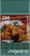 PIA - ALBANIE - 2005 : Europa  - (YV 2773-74) - Europa-CEPT