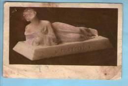 Image Pieuse Religieuse Holy Card - Ed ? - Saint Tharcisius - Pax - F. Merrien Sous Diacre Quimper - Images Religieuses