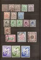LIBYE   Lot De Timbres Oblitérés Ou *  (ref 604 ) - Sellos