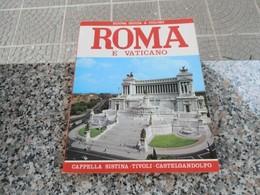 ROMA E VATICANO - GUIDA TURISTICA - Turismo, Viaggi