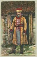 1915. Volkstypen Aus Polen. Censored - Ostpreussen