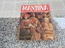 MANTOVA - E I SUOI TESORI D'ARTE - GUIDA TURISTICA - Turismo, Viaggi