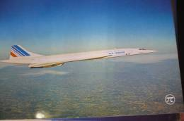 CONCORDE AIR FRANCE        EDITION PI N° 291 - 1946-....: Moderne