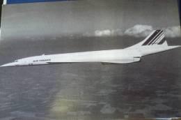 CONCORDE AIR FRANCE       F BVFA - 1946-....: Moderne