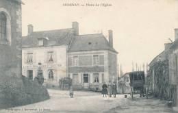 ARDENAY - Place De L'Eglise - Autres Communes
