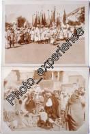 Lot Photo Ethnique Culture Fête Commerce Juif 1930 MAROC Afrique Africa - Lieux